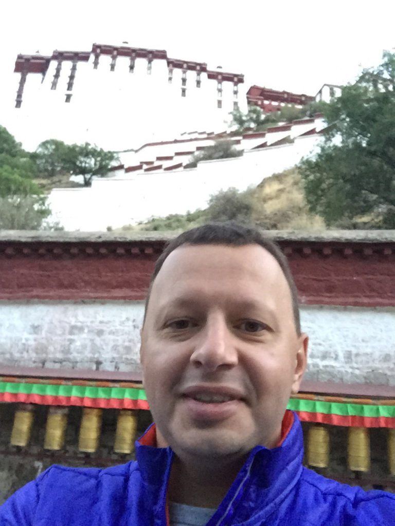 Константин Волков. Тибет